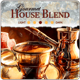 Gourmet House Blend Coffee