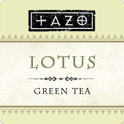 Tazo Lotus Tea
