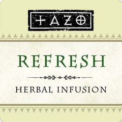Tazo Refresh Tea