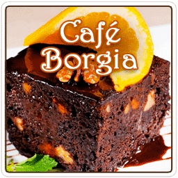 Cafe Borgia Flavored Coffee