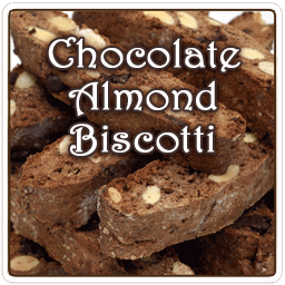 Chocolate Dipped Almond Biscotti Flavored Coffee