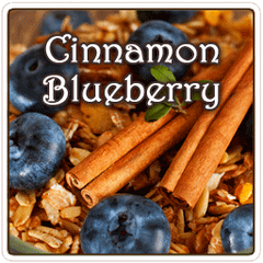 Cinnamon Blueberry Flavored Coffee
