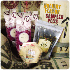 Holiday Flavor Sampler PLUS!