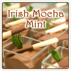 Decaf Irish Mocha Mint Flavored Coffee