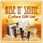 Rise N' Shine Coffee Basket