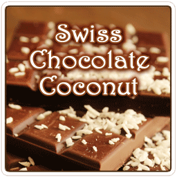 Swiss Chocolate Coconut Flavored Coffee