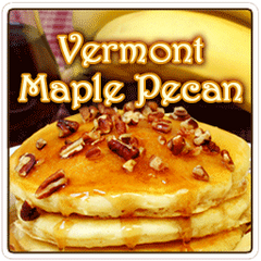 Vermont Maple Pecan Flavored Coffee
