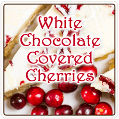 Decaf White Chocolate Covered Cherries Flavored Coffee