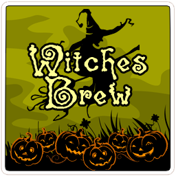 Witches Brew - Candy Corn Flavored Coffee