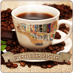 World Tour Sampler II - 6 (half-pounds)