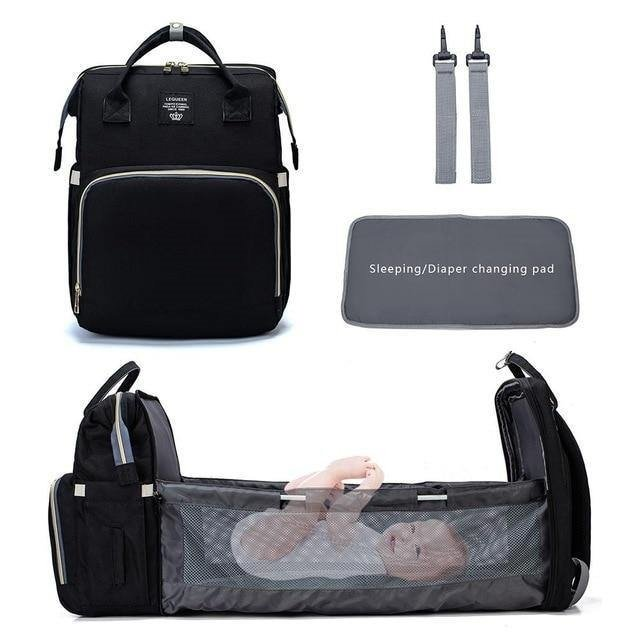 SmartDiaperBag™ Waterproof Diaper Bag - SmartDiaperBag