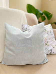 Pillow Cover - Chambray