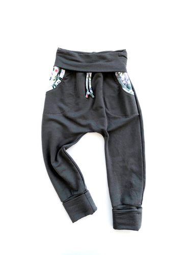 Grow Joggers - Olive/Wilderness