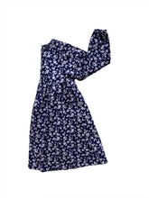 Load image into Gallery viewer, Dress - Navy Bloom