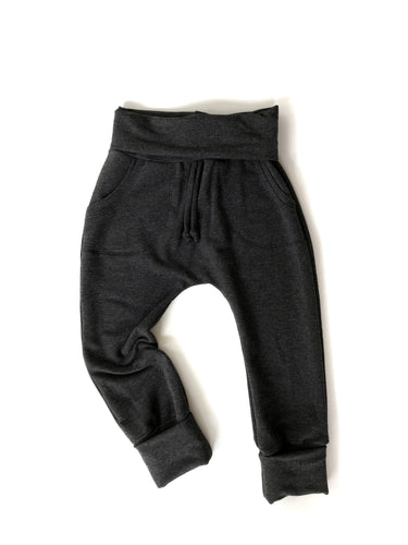 Grow Joggers - Charcoal