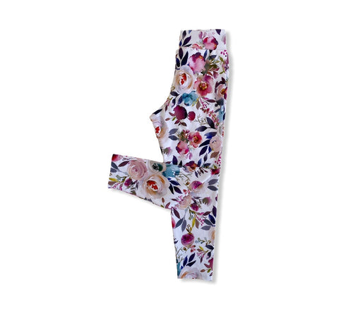 Leggings - Autumn Floral