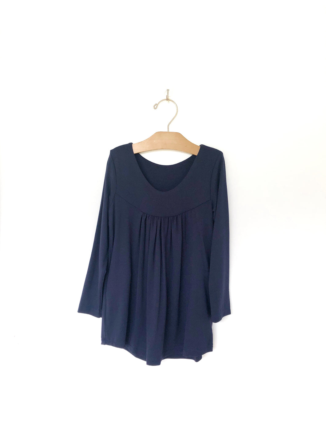 Ladies Niagra Top - Navy