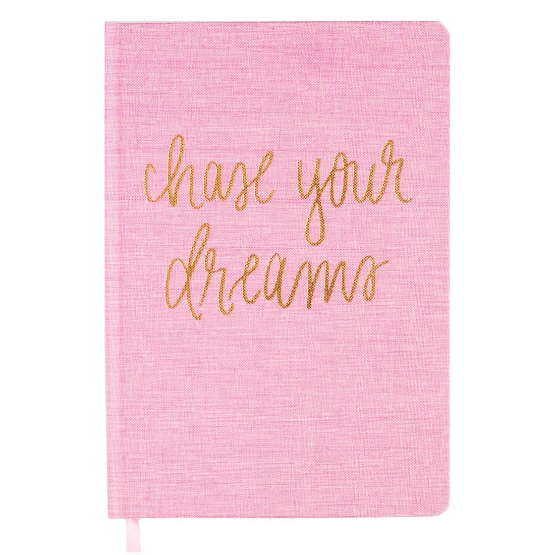 Chase Your Dreams Pink Journal