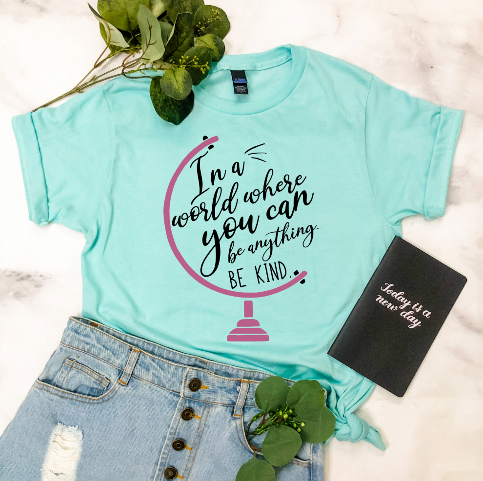 Be Anything, Be Kind Graphic Tee