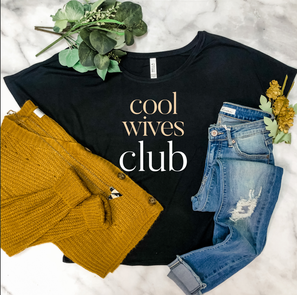 Cool Wives Club Graphic Tee