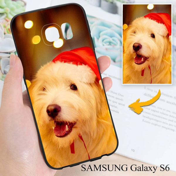 Samsung Galaxy S6 Custom Dogs & Pets Photo Protective Phone Case