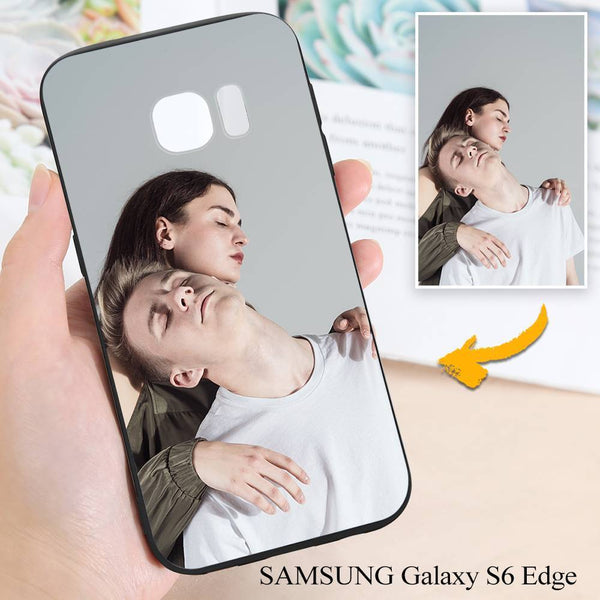 Samsung Galaxy S6 Edge Custom Photo Protective Phone Case