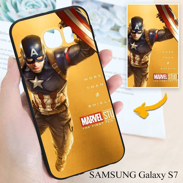 Samsung Galaxy S7 Custom Fans Photo Protective Phone Case