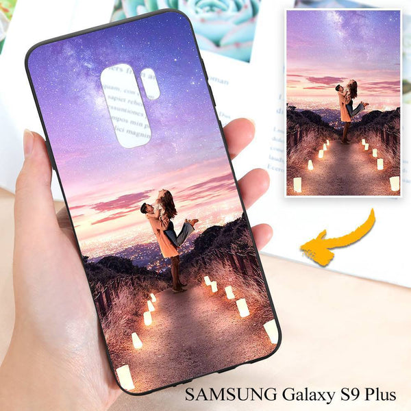 Samsung Galaxy S9 Plus Custom Photo Protective Phone Case
