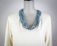 Load image into Gallery viewer, Traditional Ribbon Scarf - Necklace