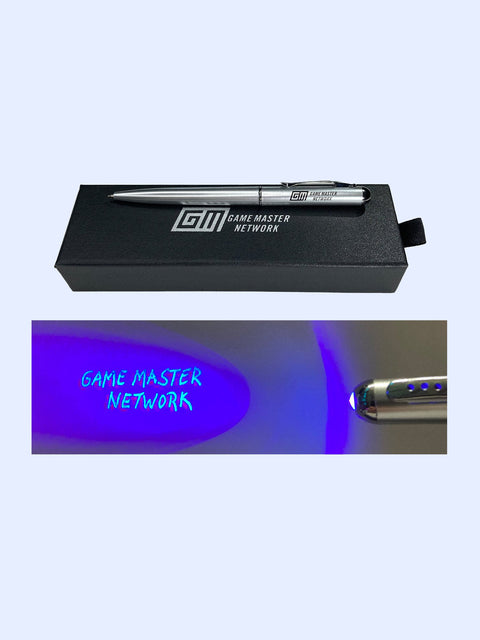 Game Master Network Invisible Ink Pen