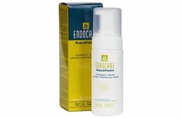 Endocare Aquafoam Gentle Cleansing Wash