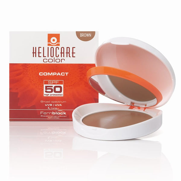 Heliocare Compact SPF50 - Brown