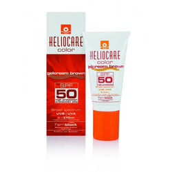 Heliocare Gelcream Colour Brown SPF 50