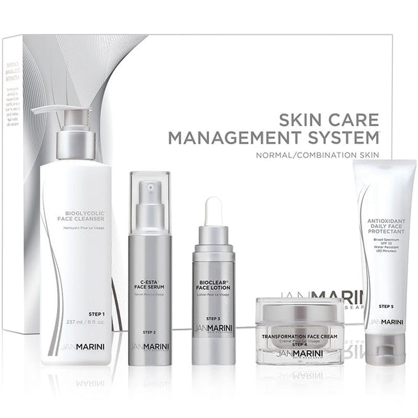 Jan Marini Skincare Management System Kit - Normal/Combination