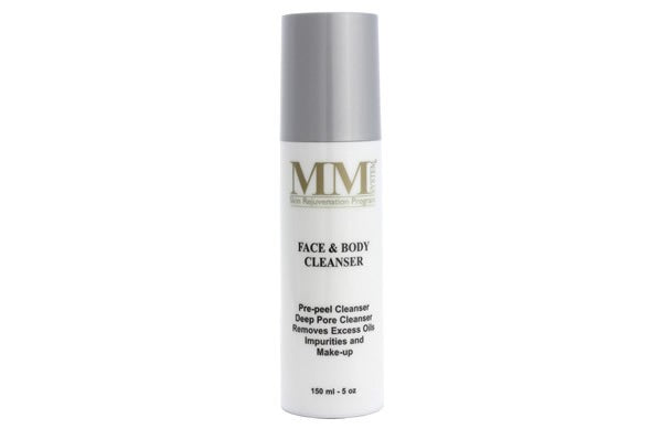 Mene & Moy Face & Body Cleanser (15% Glycolic)