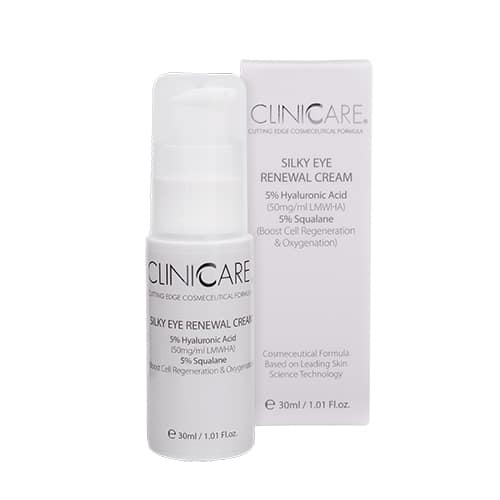 CLINICCARE Silky Eye Renewal Cream