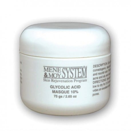 Mene & Moy Glycolic Acid Masque 10%