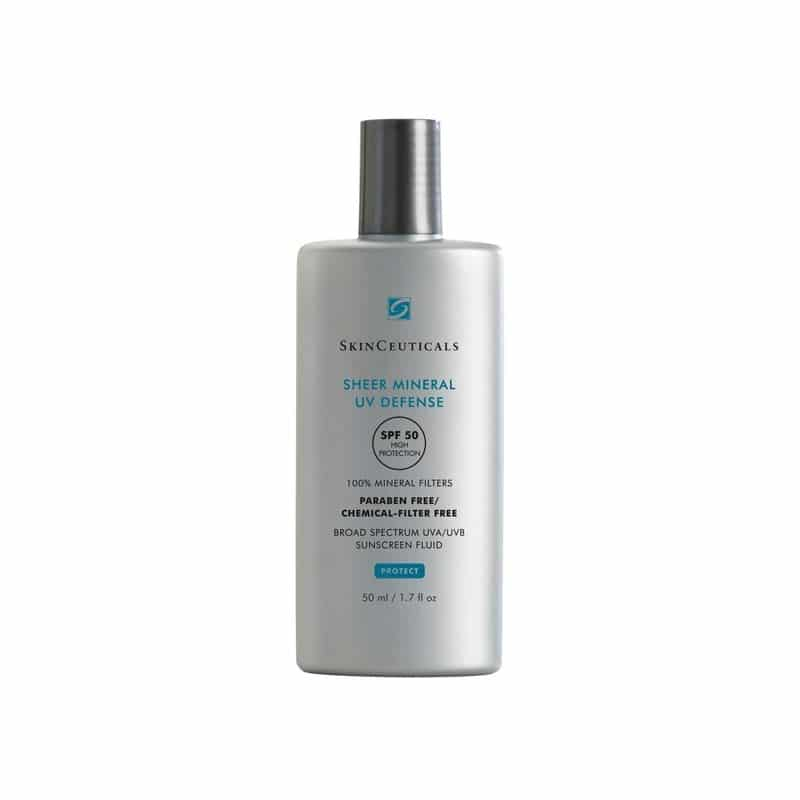 SkinCeuticals Sheer Mineral UV Defense SPF50