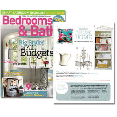 Bedroom & Baths, Spring 2011 Issue!