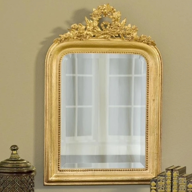 3 Fabulous Antique French Mirror Ideas