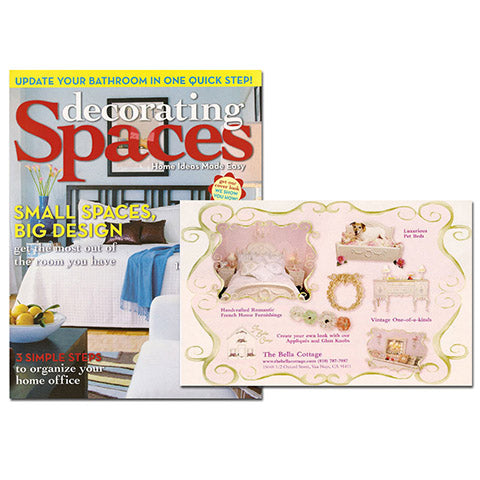 Decorating Spaces - July/August 2005 Issue
