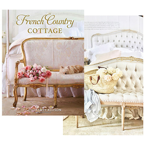 French Country Cottage - Courtney Allison