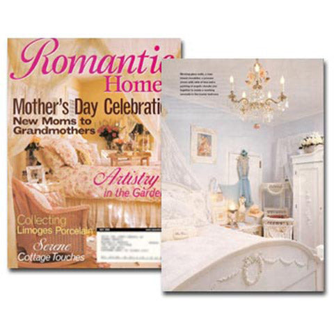Romantic Homes -  May 2005 Issue