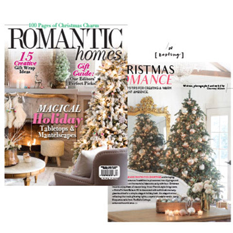 Romantic Homes - December 2017