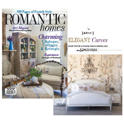Romantic Homes - February 2018