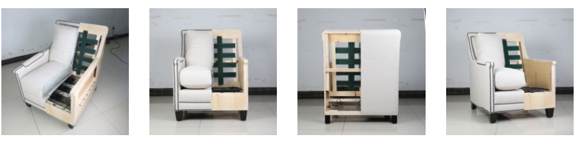Quality Construction of Prisma Collection Furniture