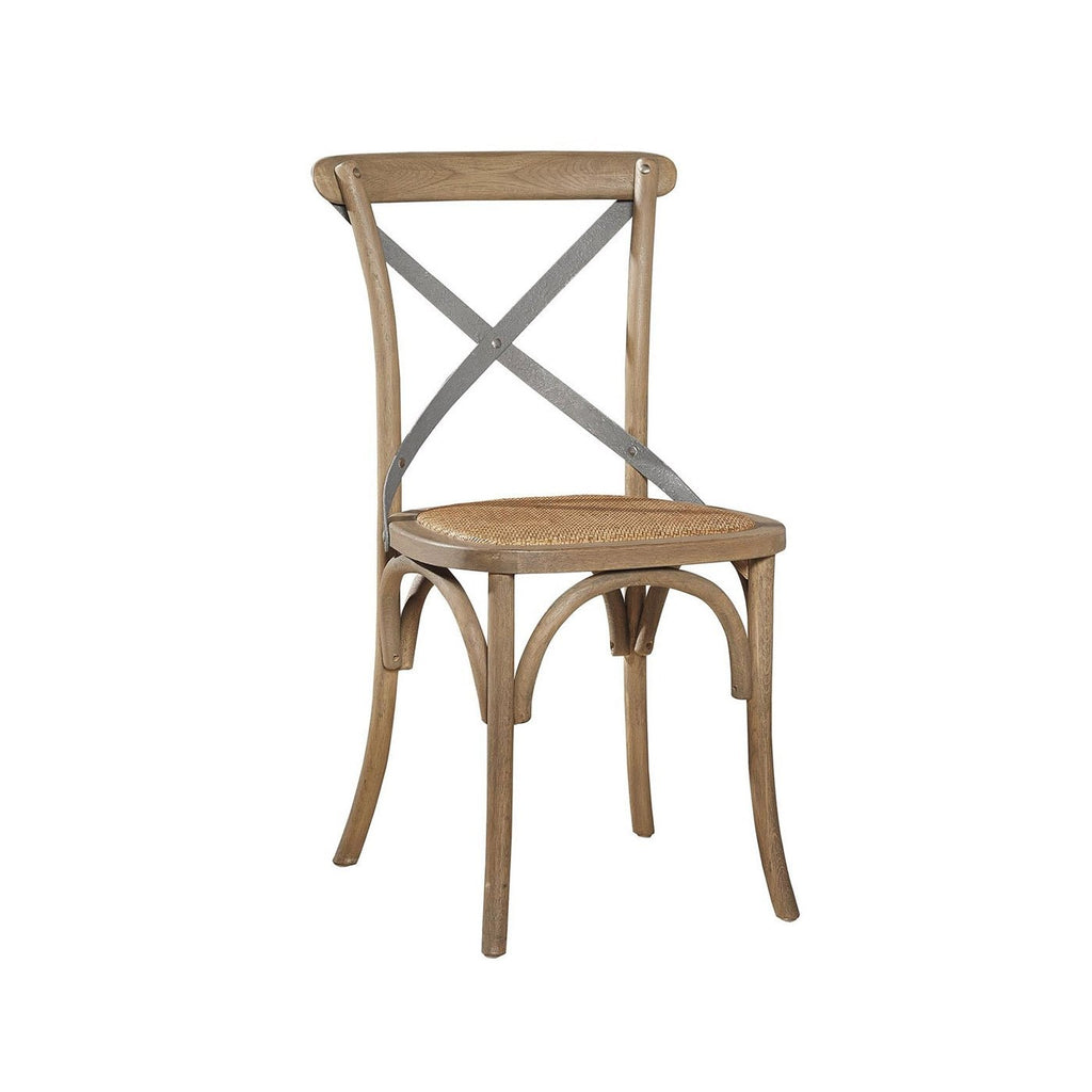 Beverly Side Chair in Driftwood