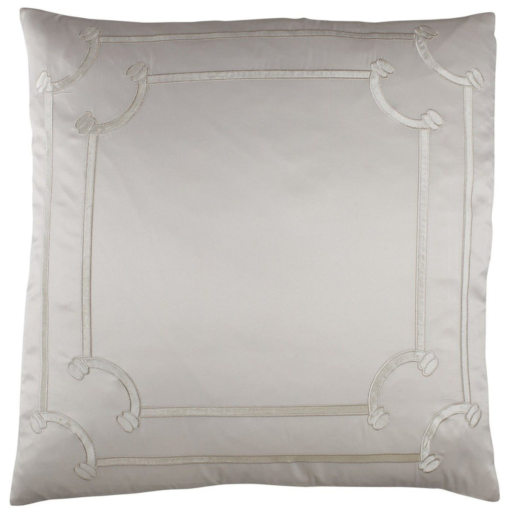 Lili Alessandra Vendome Silk Pillow Sham