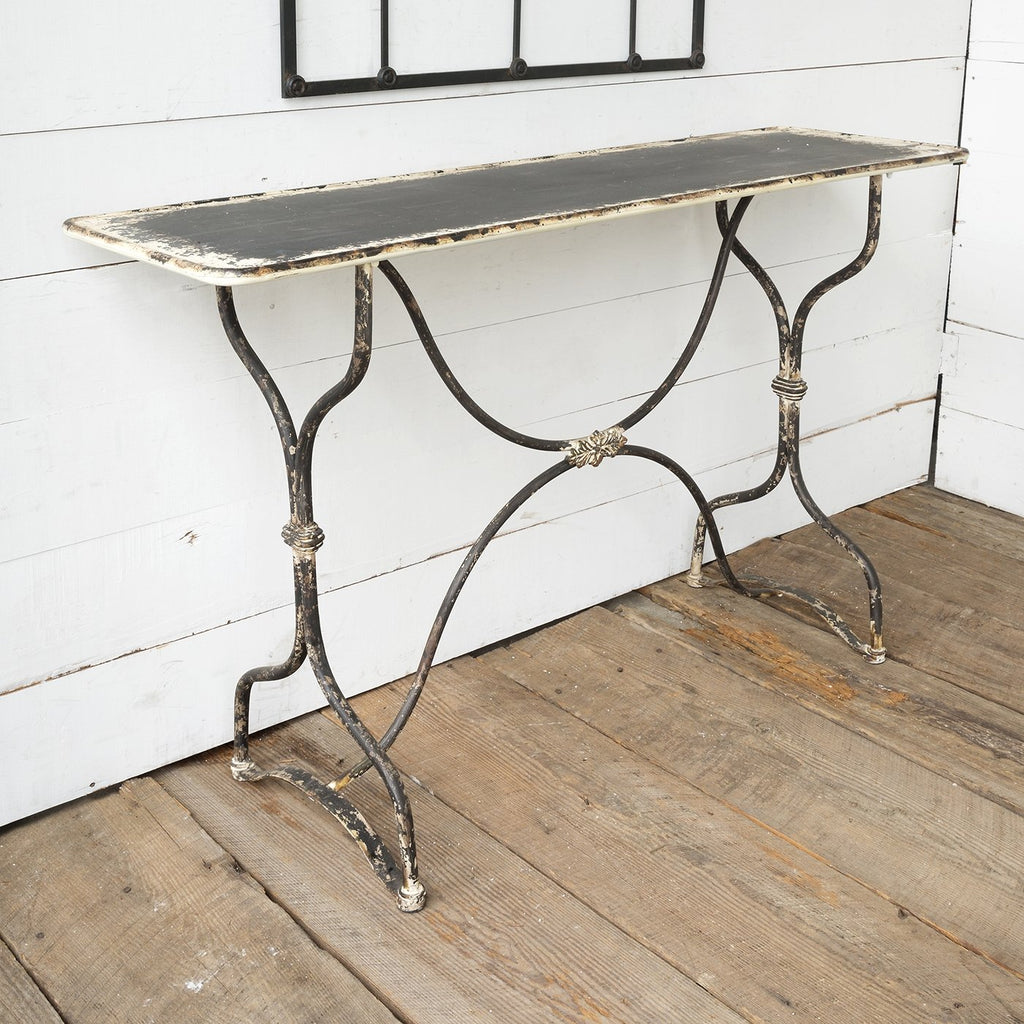 Rustic Sewing Console Table