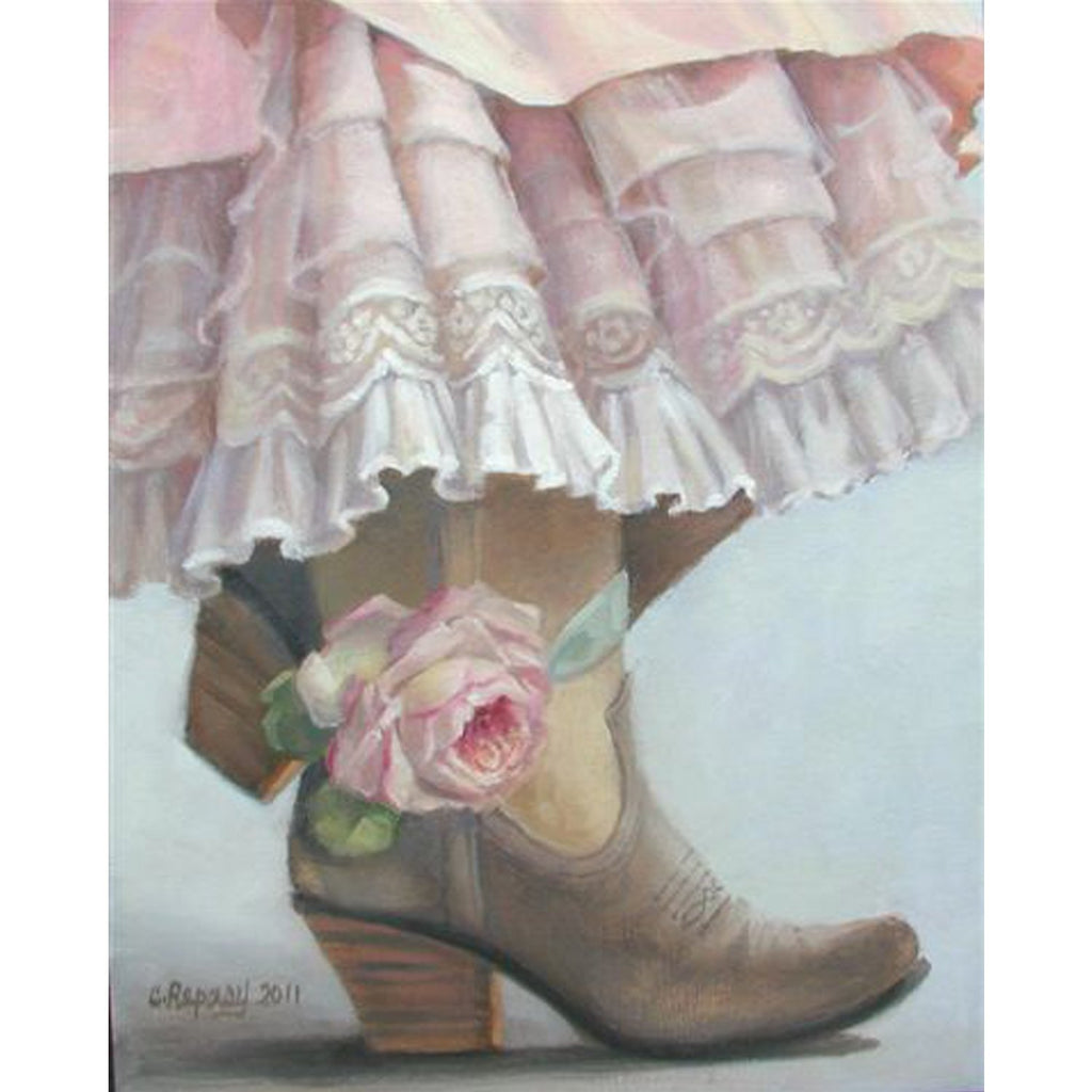 Christie Repasy Sweet n Sassy Original Canvas Print